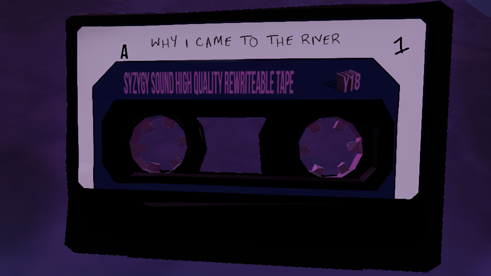 WHY I CAME TO THE RIVER PART 1