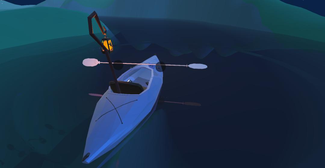 Kayak Still